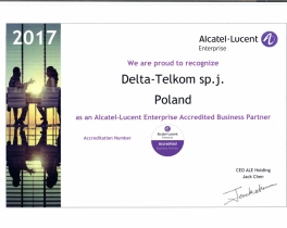 Alcatel - Lucent Enterprise